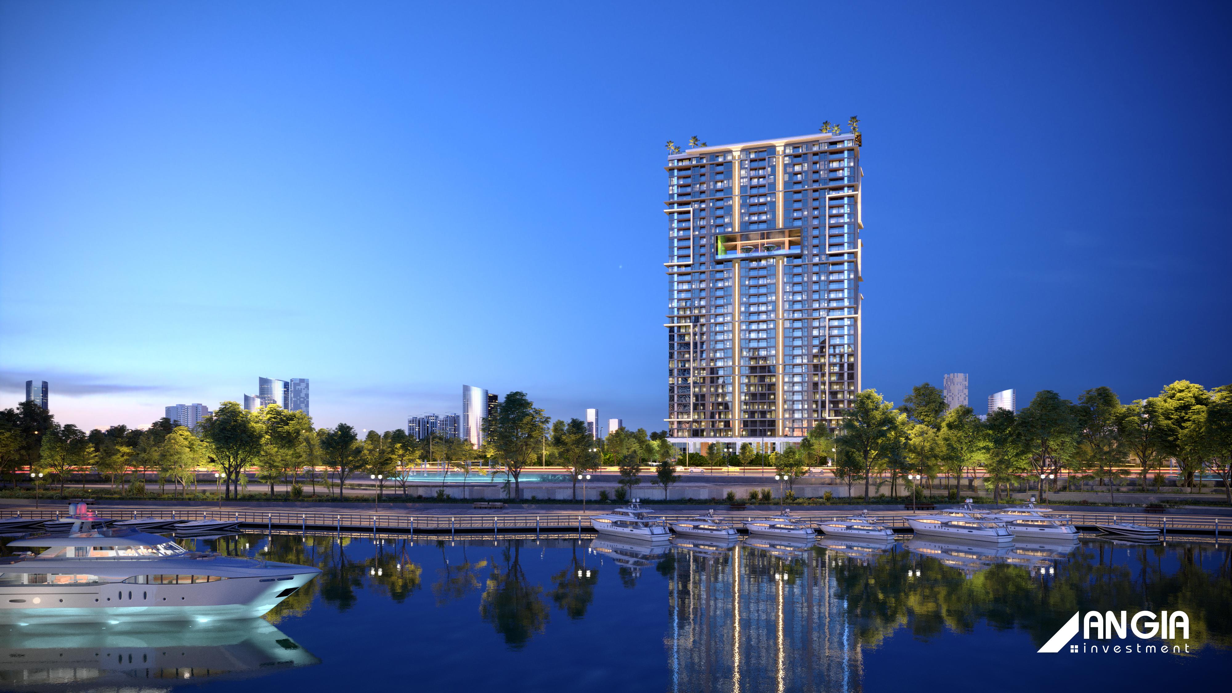 Khách mua để ở An Gia Skyline trở thành nhà đầu tư An Gia Sky 89 quận 7