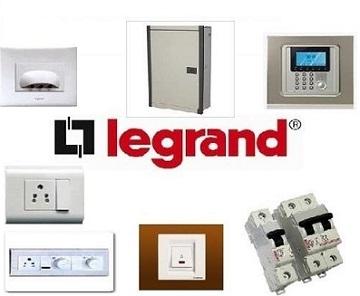 Thiết bị điện cao cấp Legrand đạt tiêu chuẩn Châu Âu