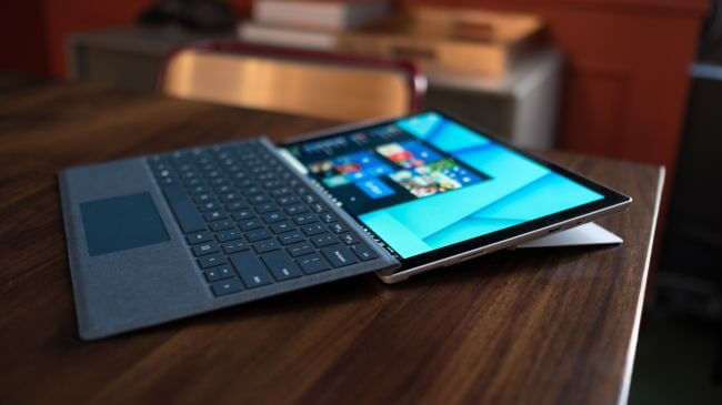 Surface Pro 5 2017